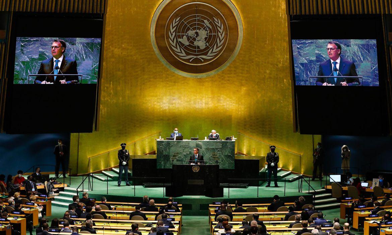 You are currently viewing Brasil quer atrair mais investimentos privados, diz presidente na ONU