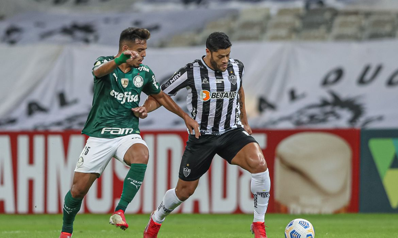 You are currently viewing Libertadores: Palmeiras e Atlético-MG começam a disputar vaga na final