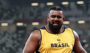 Read more about the article Thiago Paulino é ouro e Marco Aurélio é bronze no arremesso de peso