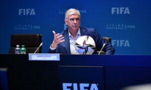 Read more about the article Fifa debaterá plano de Copa do Mundo bienal com técnicos de seleções