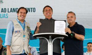 Read more about the article Começa Jornada das Águas com R$ 5,8 bilhões para revitalizar bacias