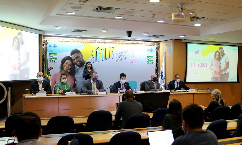 Read more about the article Ministério da Saúde lança campanha nacional de combate à sífilis